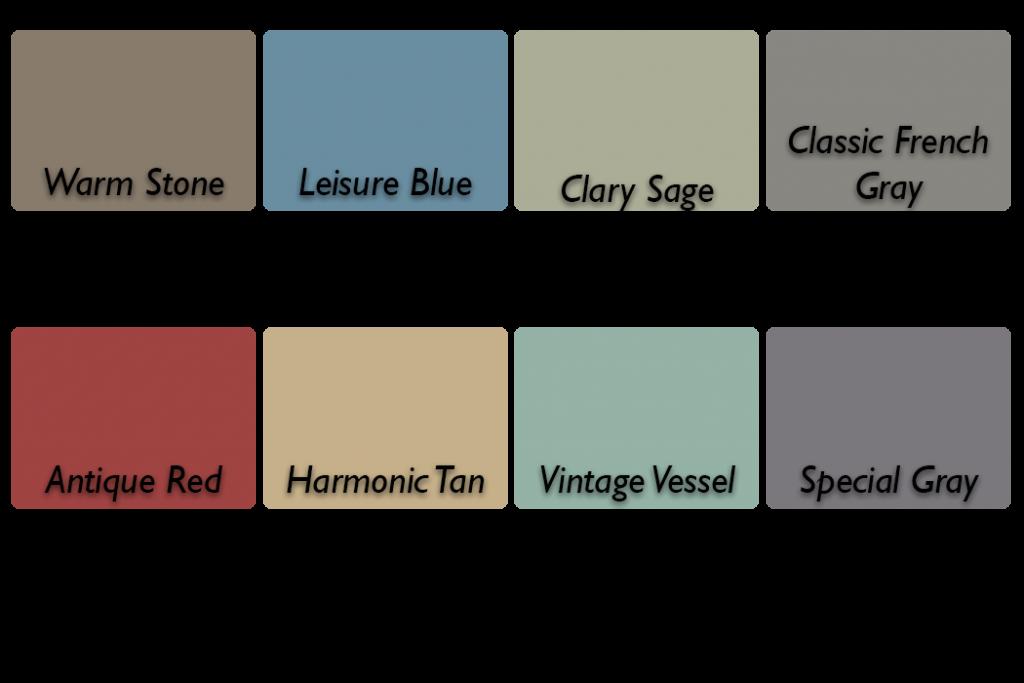 LRP Accent Colors