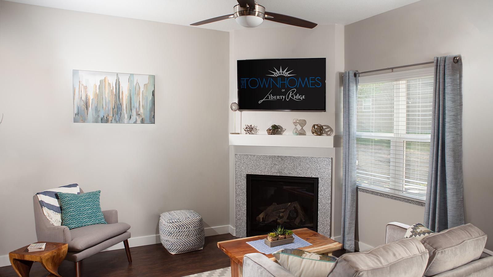LRP Living Area